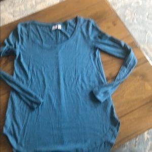 Blue BP Long Sleeve Shirt